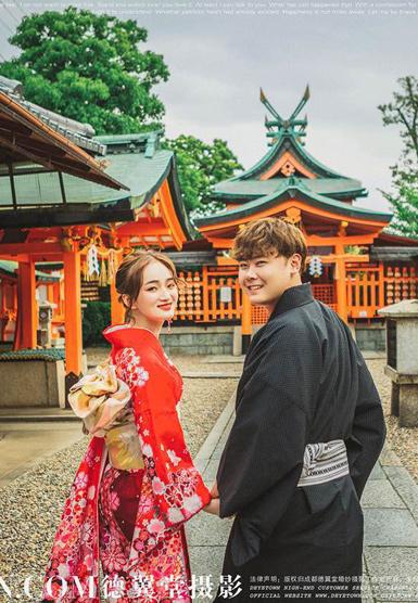 日本婚紗照旅拍