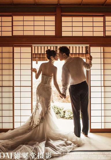 日本婚紗攝影