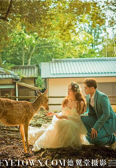 日本婚紗攝影旅拍