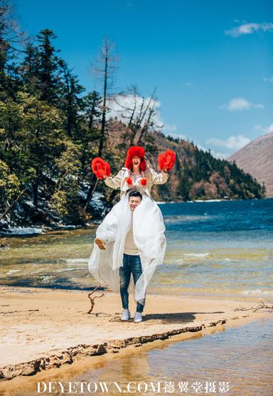 康定婚紗照 旅游婚紗攝影 婚紗旅拍 康定婚紗攝影